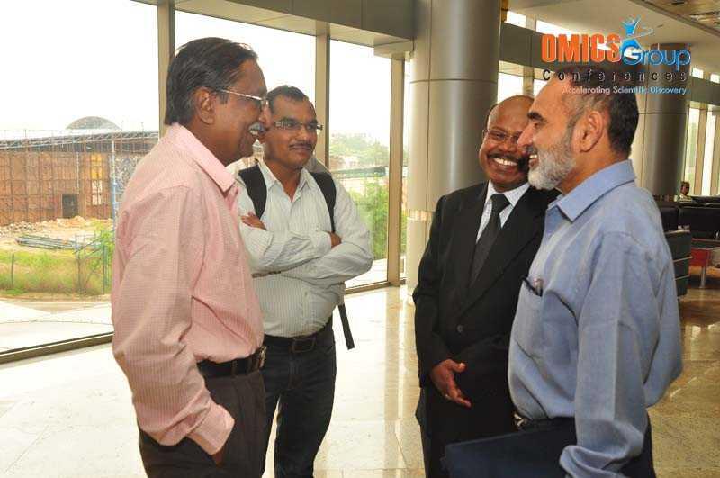 Mirza Ismail Baig   OMICS International