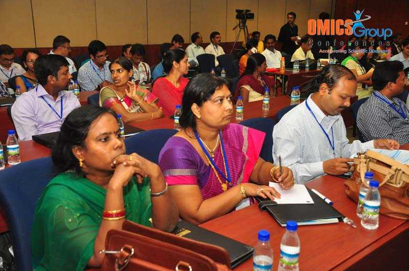 M R Reddy | OMICS International