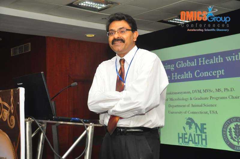 Kumar Venkitanarayanan | OMICS International