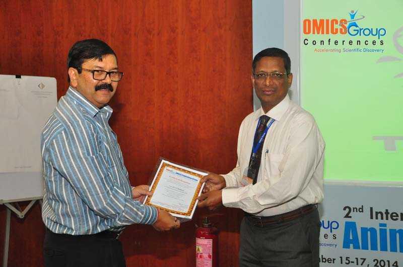 P V S Kishore | OMICS International
