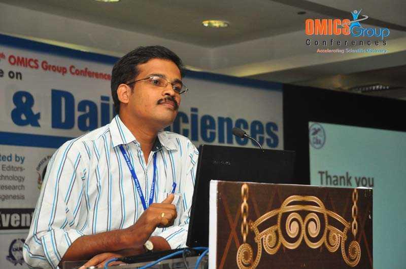 K P Kumaraguruvasagam | OMICS International