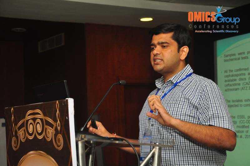 Samiran Bandyopadhyay | OMICS International