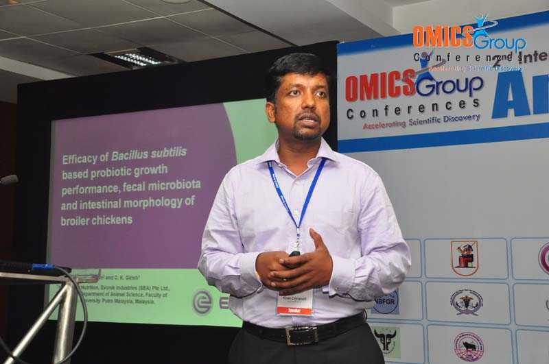Kiran Doranalli | OMICS International
