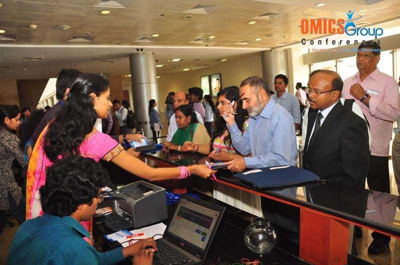 Kiran Doranalli   OMICS International