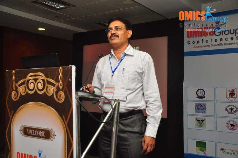 M Kishan Kumar | OMICS International