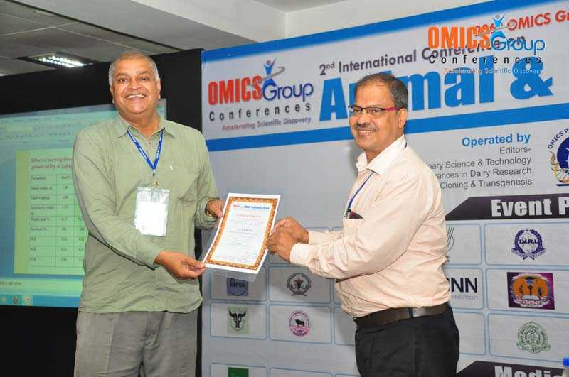 P K Nanda | OMICS International