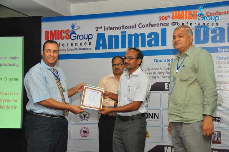 K Vinaya Kumar | OMICS International