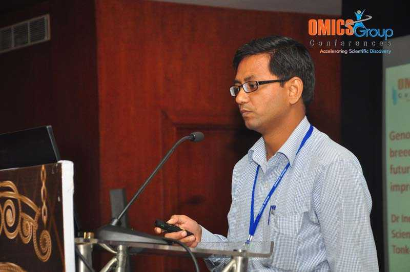 Indrasen Chauhan | OMICS International