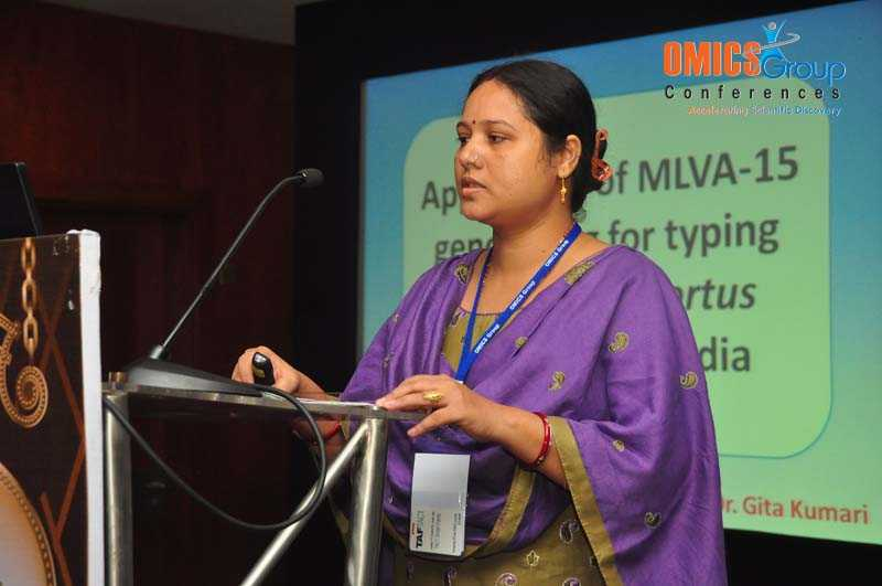 Gita Kumari | OMICS International