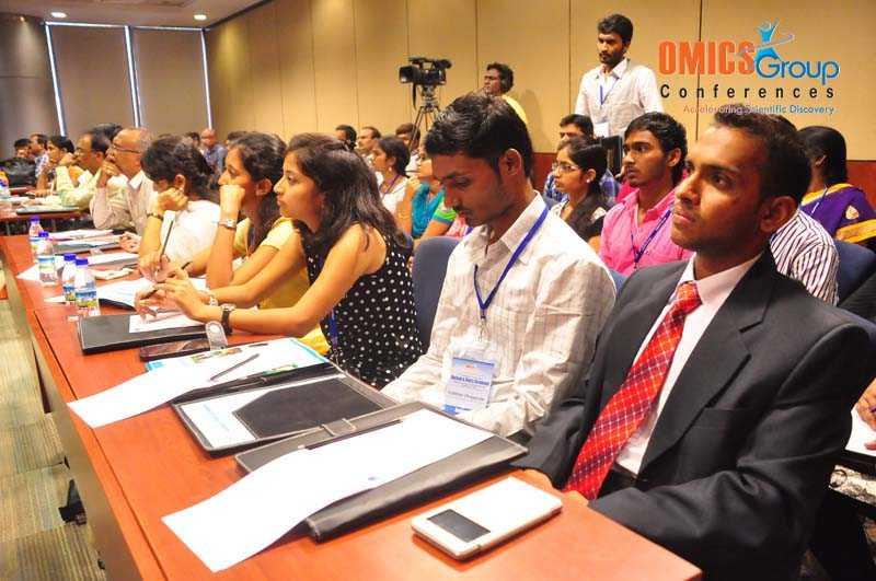 D B V Ramana | OMICS International