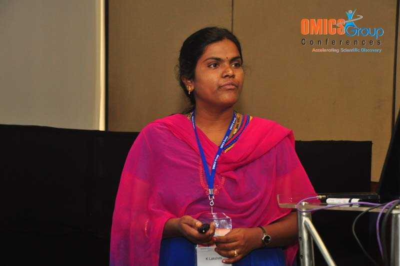 K Lakshmi | OMICS International