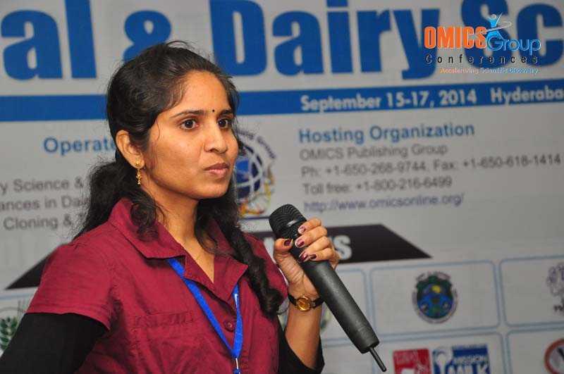 Rajani Vadthya | OMICS International