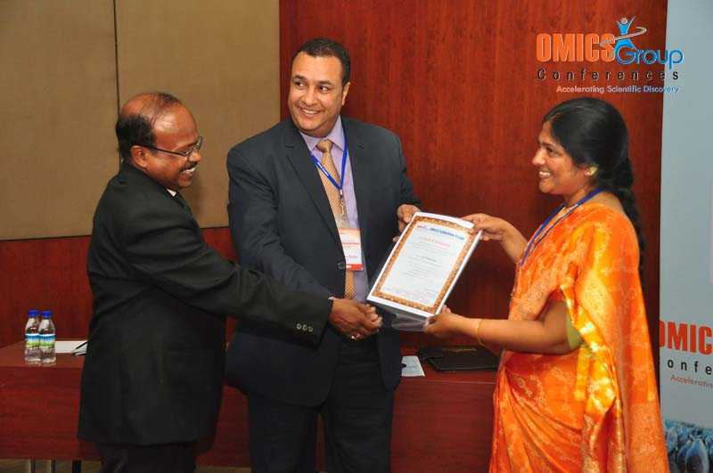 K Padmaja | OMICS International