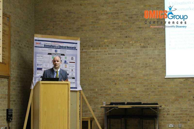 Wayne Grant Carter | OMICS International