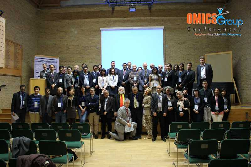 Eugenia Pechkova | OMICS International