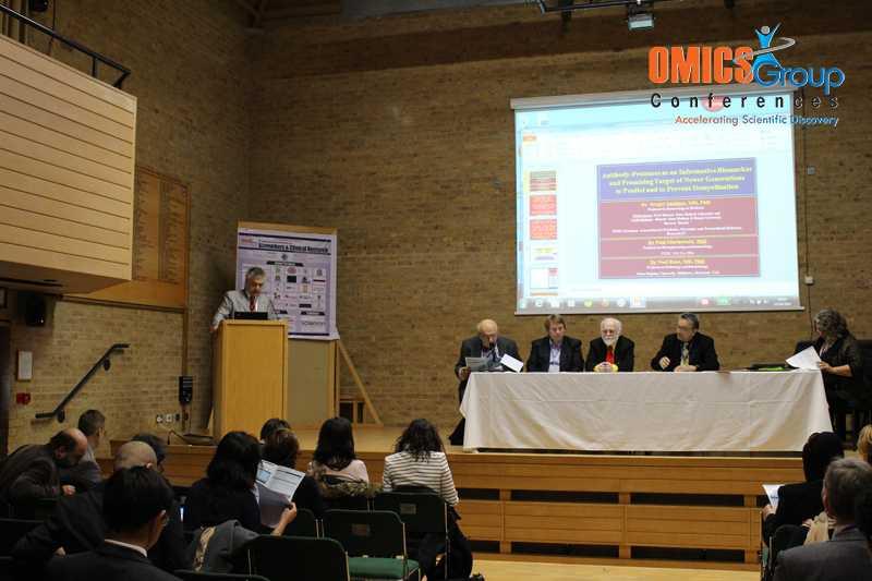 Sergey Suchkov | OMICS International