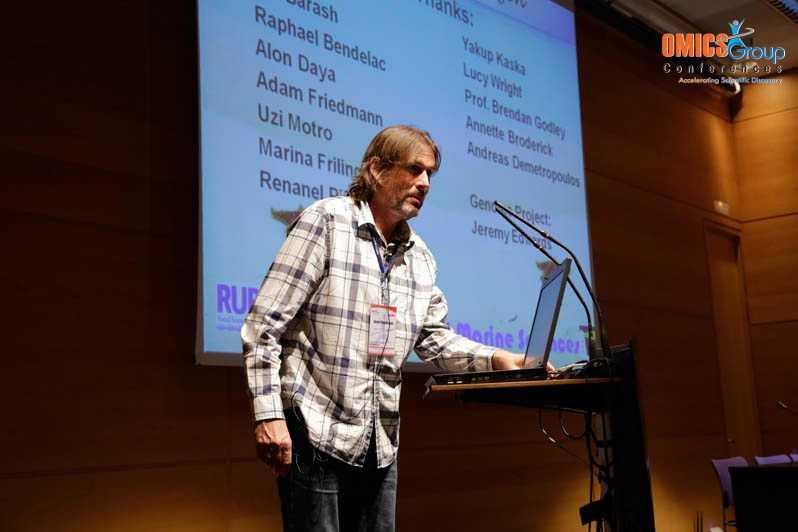 Yaron Tikochinski | OMICS International