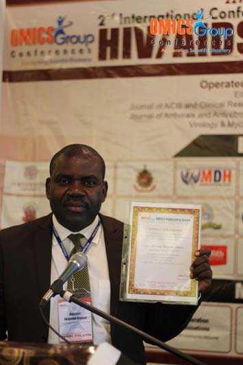 Dominic Targema Abaver    OMICS International