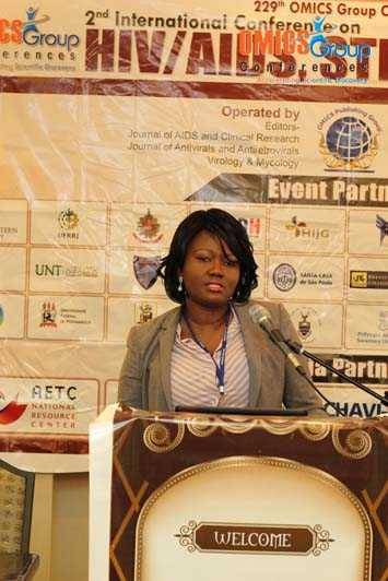 Tina Abrefa Gyan | OMICS International