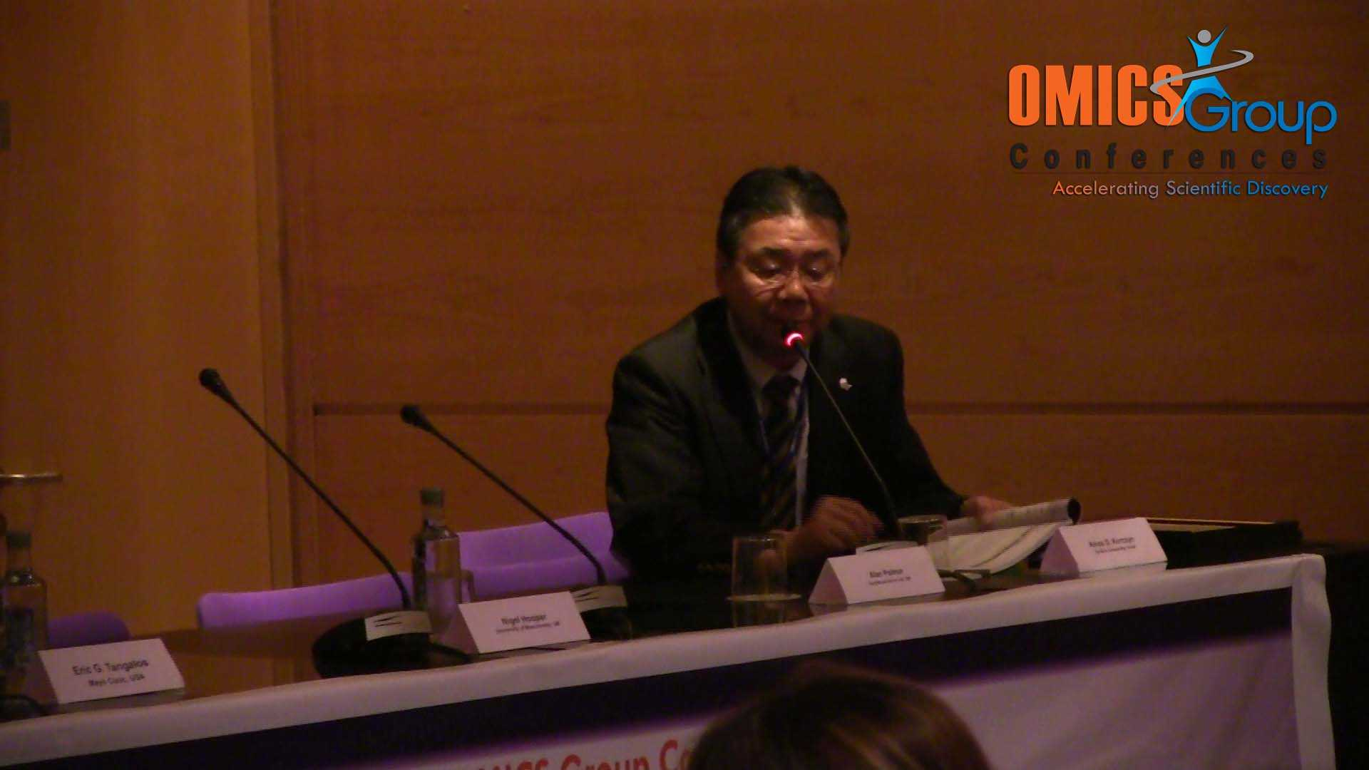 Ken Nagata | OMICS International