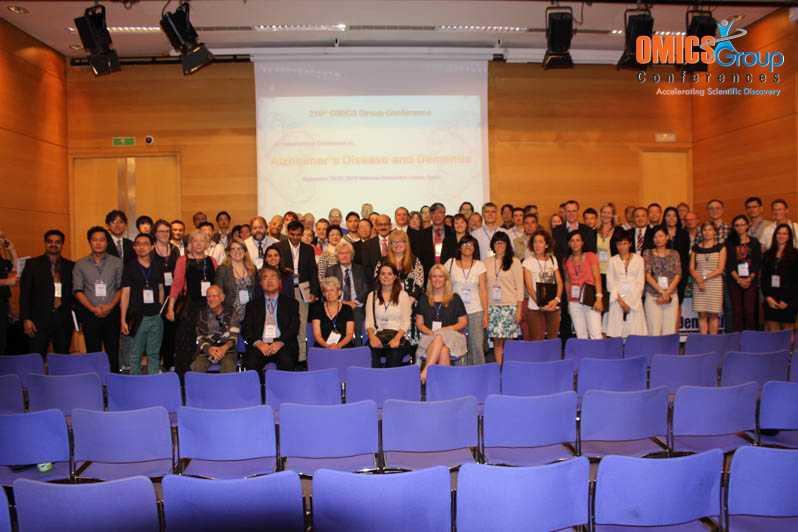 Annika Kjallman Alm   OMICS International