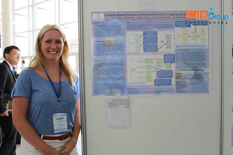 Amy Jenkins | OMICS International