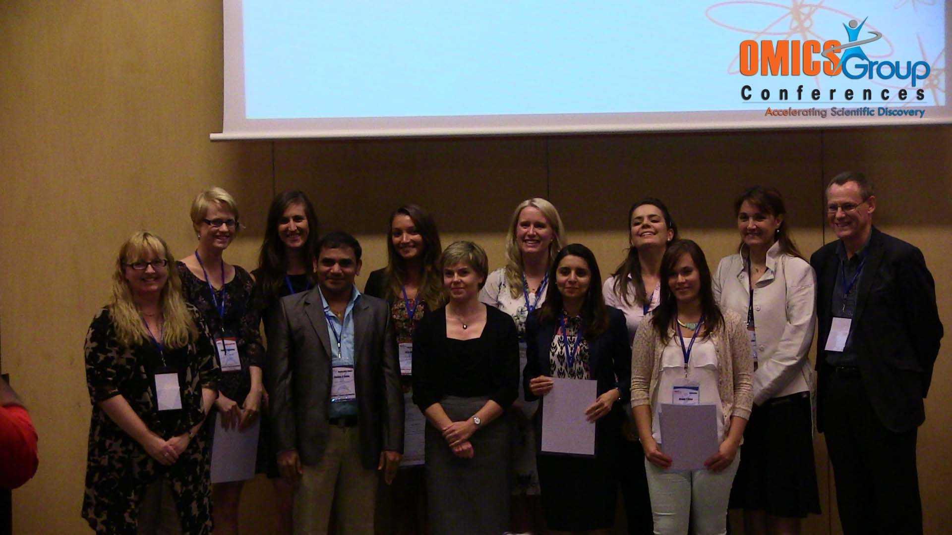 Andrea Spolcova   OMICS International