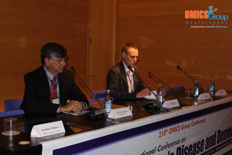 Eric G. Tangalos | OMICS International