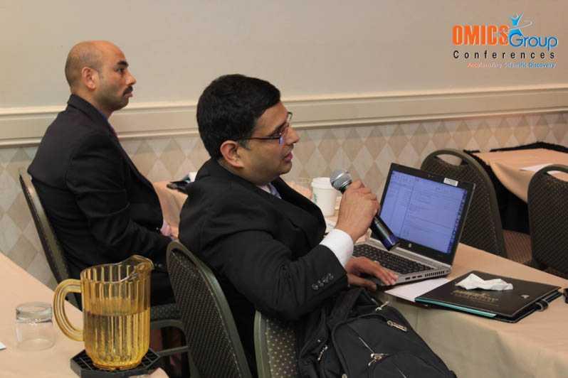 Ashutosh K. Mangalam | OMICS International