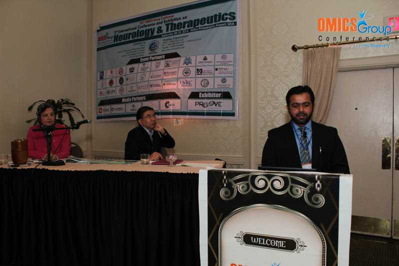Mushtaque Ahmed | OMICS International