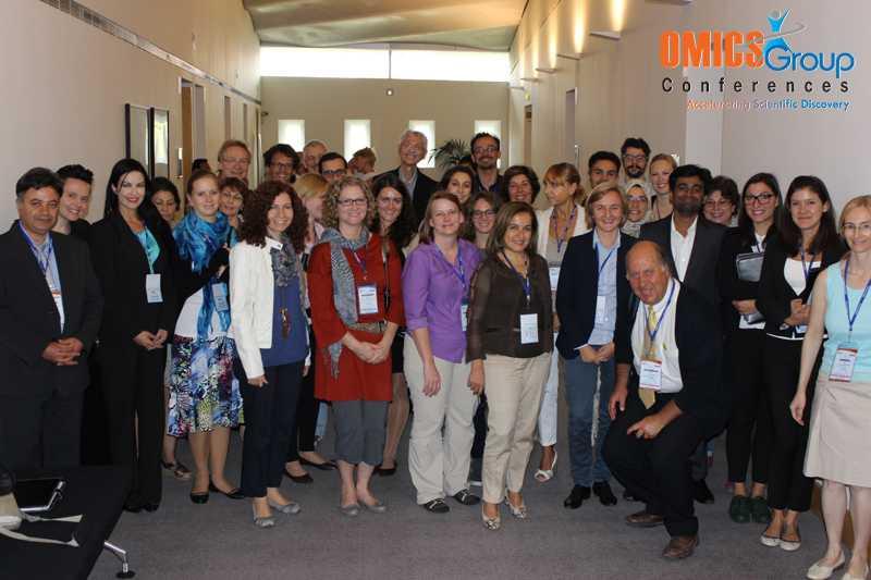 Ganna Aleshcheva | OMICS International
