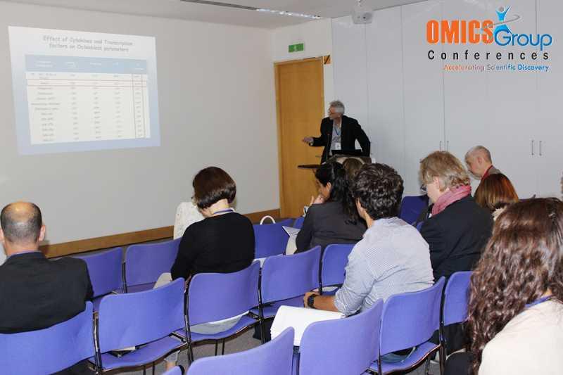 Jan Oxholm Gordeladze | OMICS International