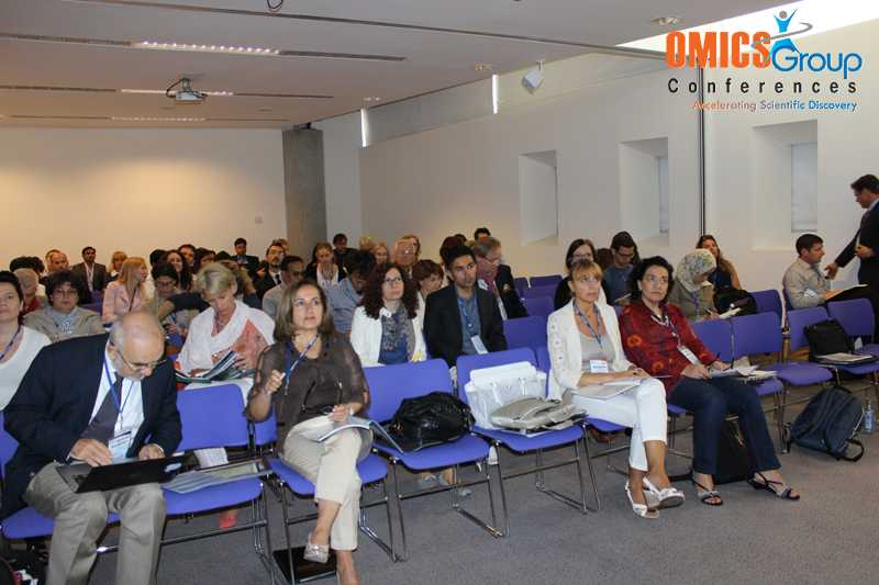 Andreea Iftimia-Mander  | OMICS International