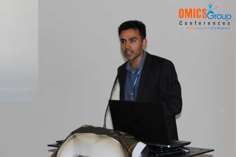 Neil Lagali | OMICS International