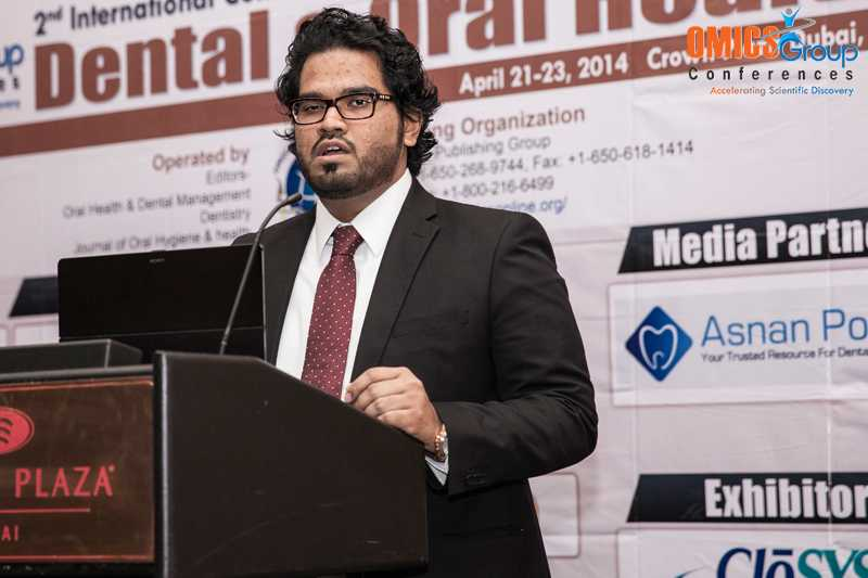 Hussam E. Najjar | OMICS International