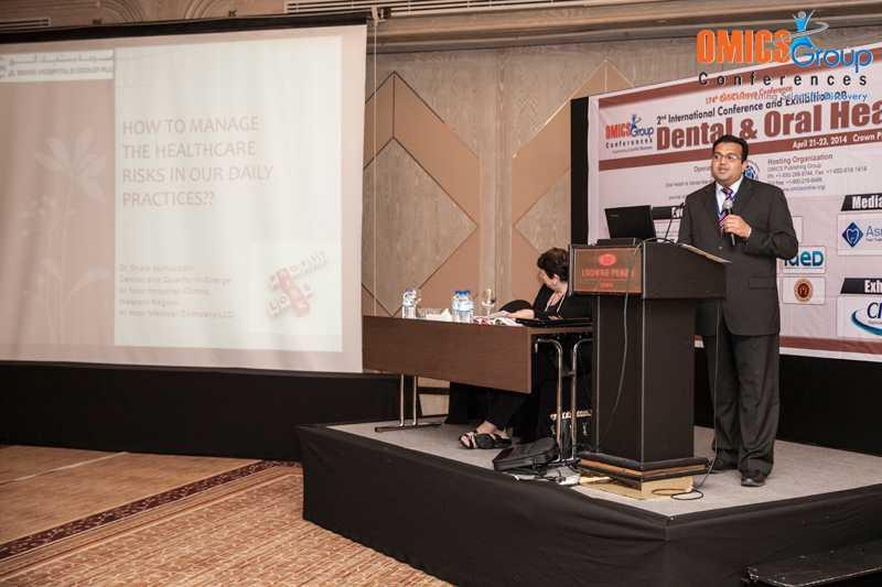 Shaik Mohiuddin | OMICS International