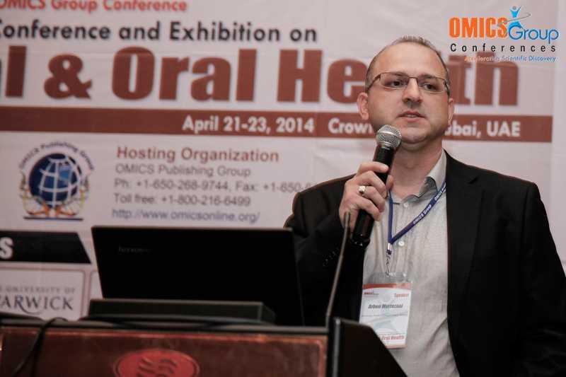 Arben Murtezani  | OMICS International