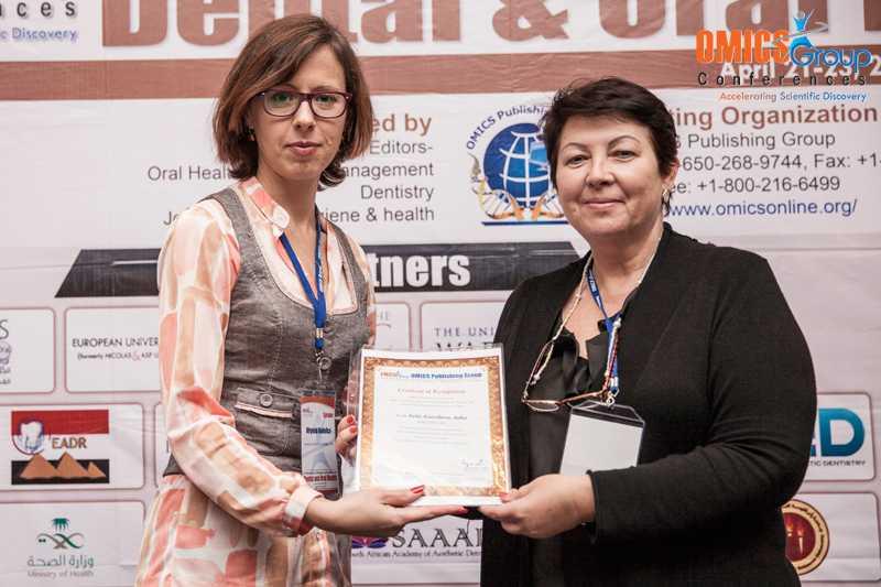 Virginia Bodolica  | OMICS International