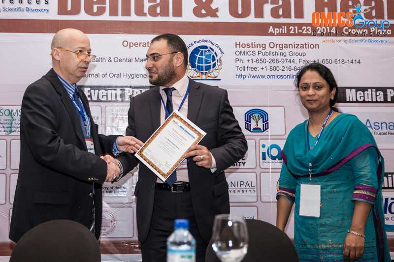 Shady Ahmed Moussa | OMICS International