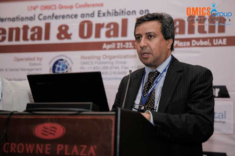 Shefqet Mrasori  | OMICS International