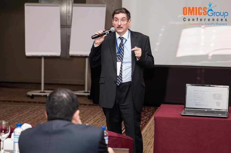 Ninian Peckitt   OMICS International
