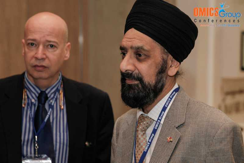 Dave Singh  | OMICS International