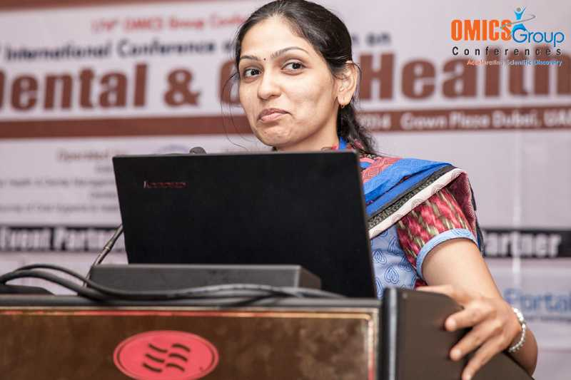 Nandita Shenoy | OMICS International