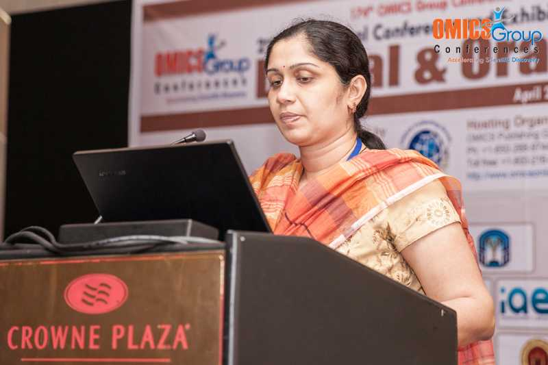 Deepa G Kamath | OMICS International