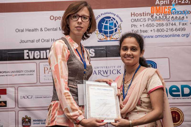 Suprabha B. S. | OMICS International