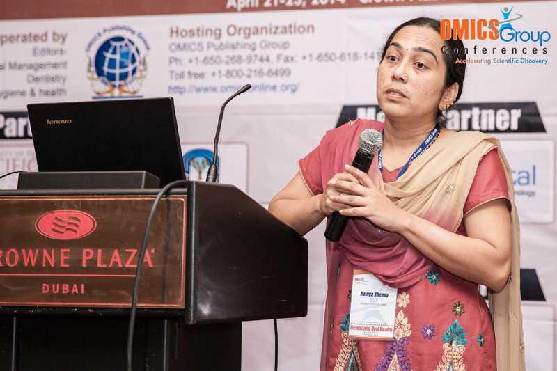 Ramya Shenoy | OMICS International
