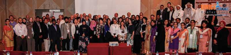 Rashid Ahmed Chamda | OMICS International