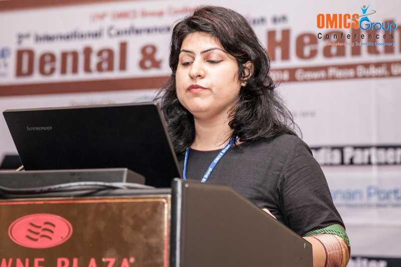 Nidhi Manaktala | OMICS International