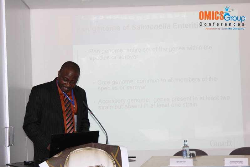 Dele Ogunremi | OMICS International