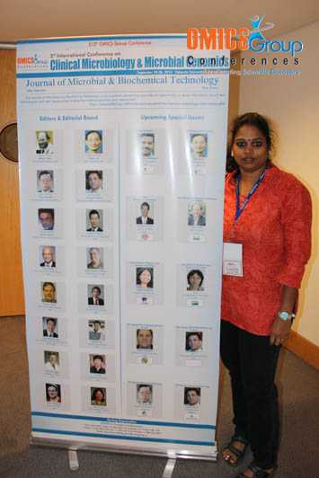Vasantha Kumari Neela | OMICS International